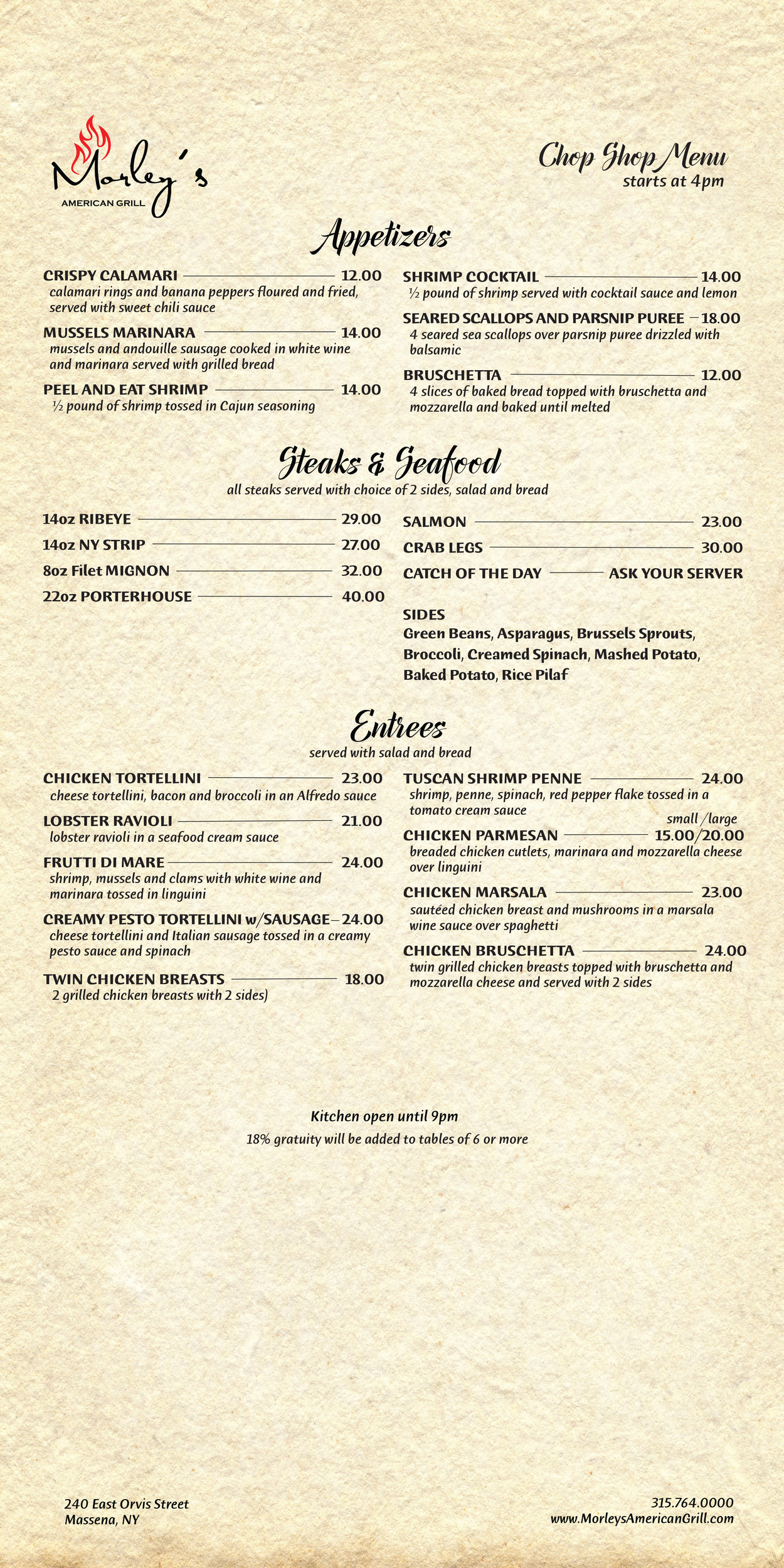 morleys chop menu 2_22_21